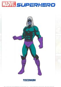 Tocoman Marvel
