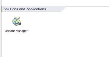 Vmware Update Manager 6